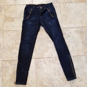 Zara Jeans - Zara Great Condition Mid Rise Skinny Jeans!